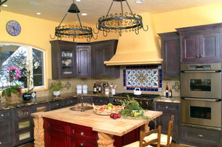Spanish Kitchen mediterranean-kitchen