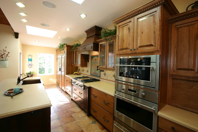 Spanish Kitchen Traditional Kitchen Other By South Bay Design Center