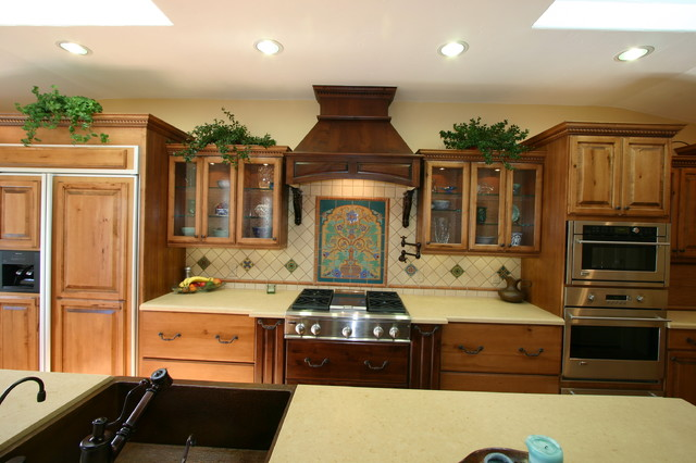 Spanish Kitchen Traditional Kitchen Other Metro By South Bay Design Center