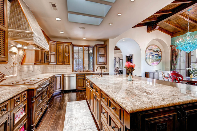 Spanish Mediterranean Masterpiece Cherry Hills Village Buell Mansion Colorado Mediterranean