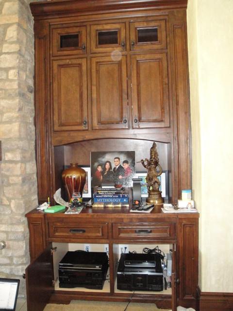 Spanish Mission Home in Shady Canyon mediterranean-kitchen
