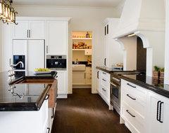 Spanish Style mediterranean-kitchen
