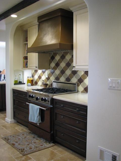 Spanish style - Traditional - Kitchen - Sacramento - by Precision ...