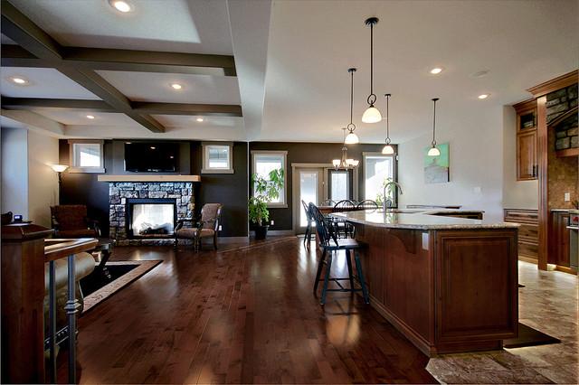 Sparks Resort. traditional-kitchen