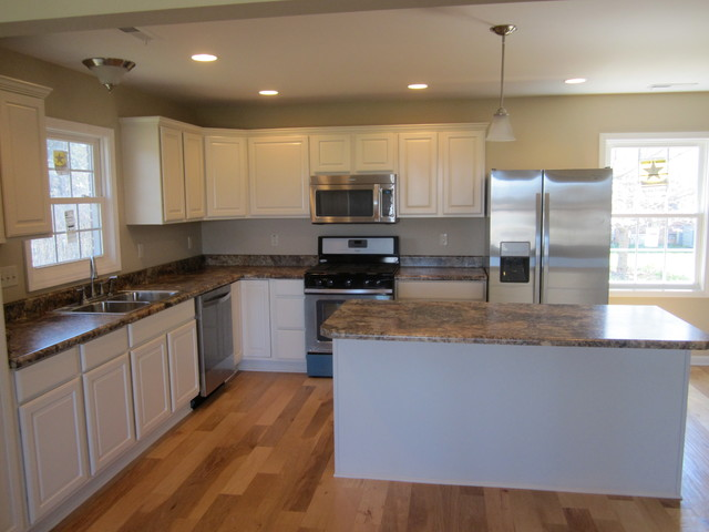 Spartanburg Sc Kitchen Remodel Traditional Kitchen Other By Paul Davis Remodeling Of