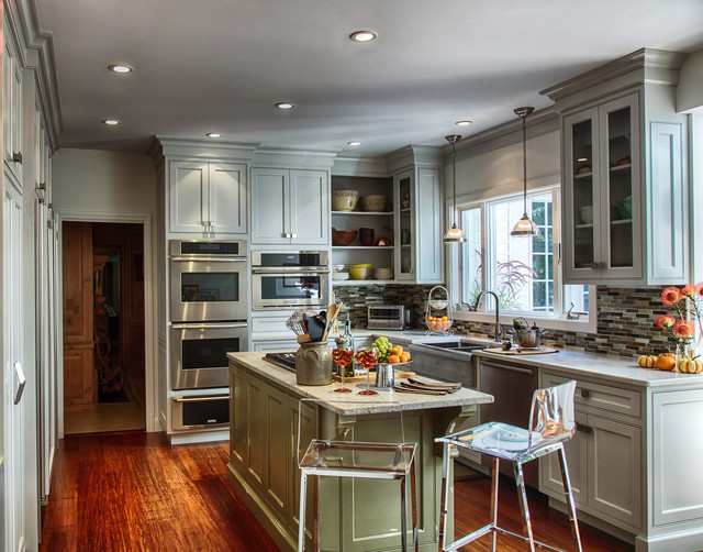 SPECIAL KITCHEN - Traditional - Kitchen - Boston - by Auburndale Builders