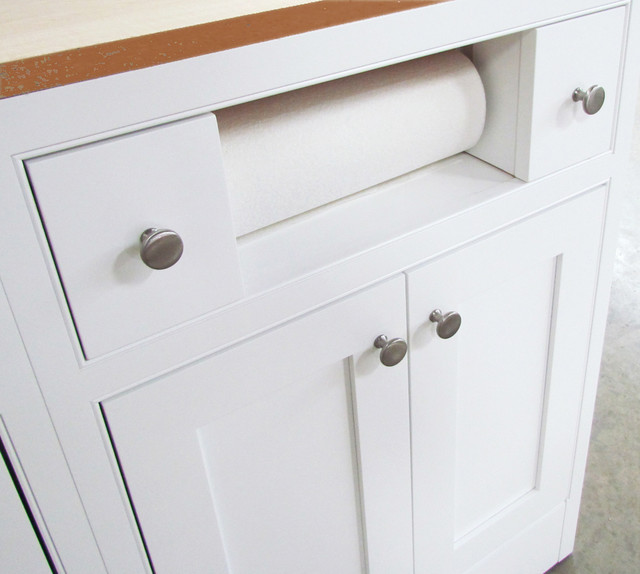 Crystal Kitchen Cabinets: Specialty Accessories