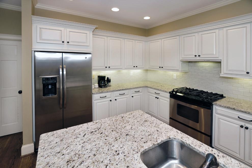 Spectacular Kitchen Redesign in Marietta, GA ...