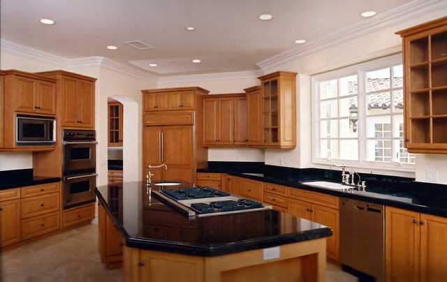 Spectacular Spaces by Mullen Construction traditional-kitchen