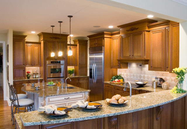 Spectrum Tivoli Model Home Transitional Kitchen Philadelphia By Suzanne Joseph Morris