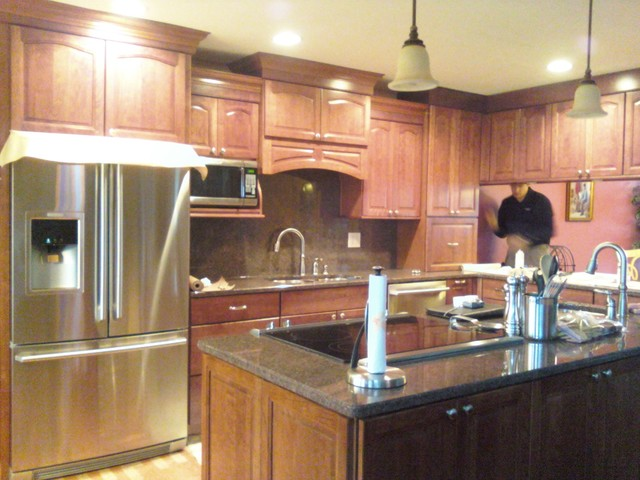 Spencer Residence Traditional Kitchen Other By Kenna Routt
