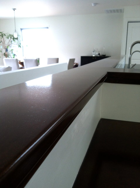 Spencer / The Oaks contemporary-kitchen