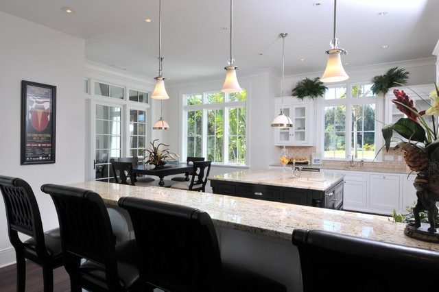 Bay Window Kitchen Table