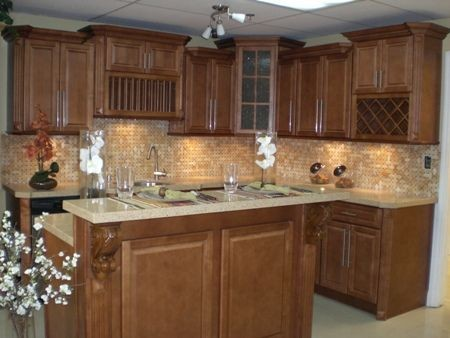 Spice Maple Gallery Traditional Kitchen New York