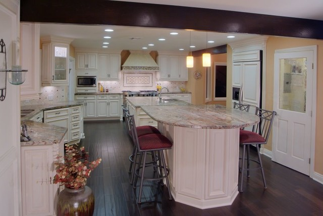 Spooner Remodel contemporary kitchen