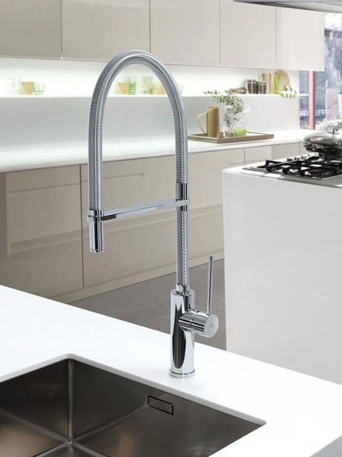 Spring Kitchen Faucet Kitchen By Porcelanosa