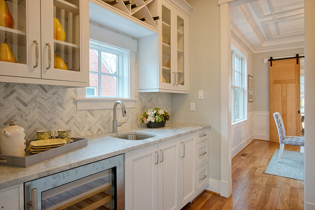 Spring Vale transitional-kitchen