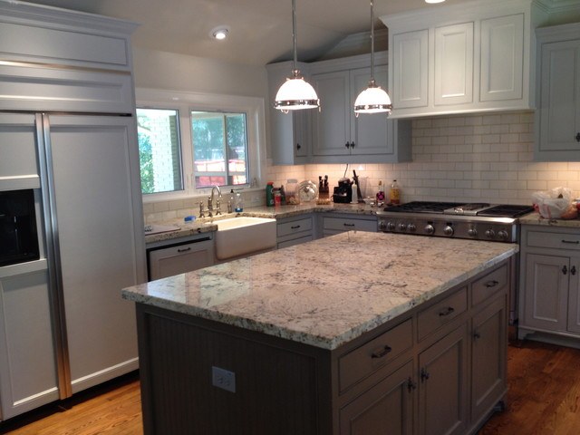 Spring Valley Houston Home Remodel Traditional Kitchen Houston By Stetzer Builders
