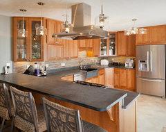Spring Valley Kitchen remodel traditional-kitchen