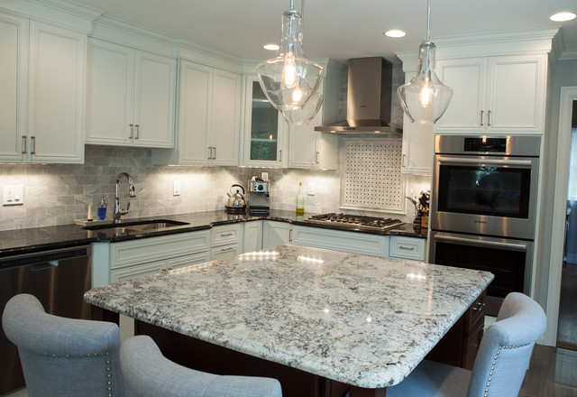 springfield nj kitchen remodel traditional kitchen new york by