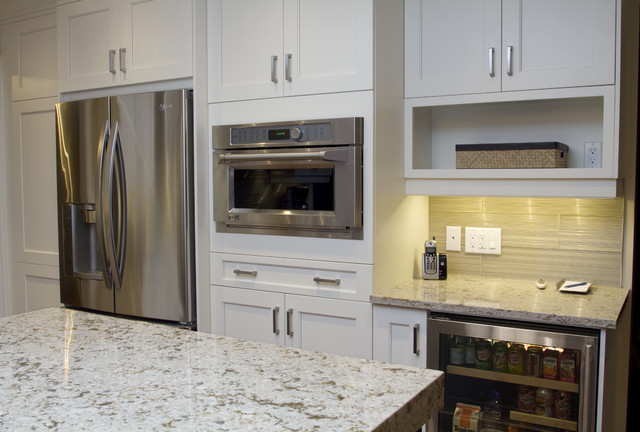 Springwood Project Contemporary Kitchen Ottawa By
