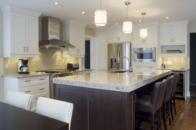 JC1109 - Bright and Spacious contemporary kitchen