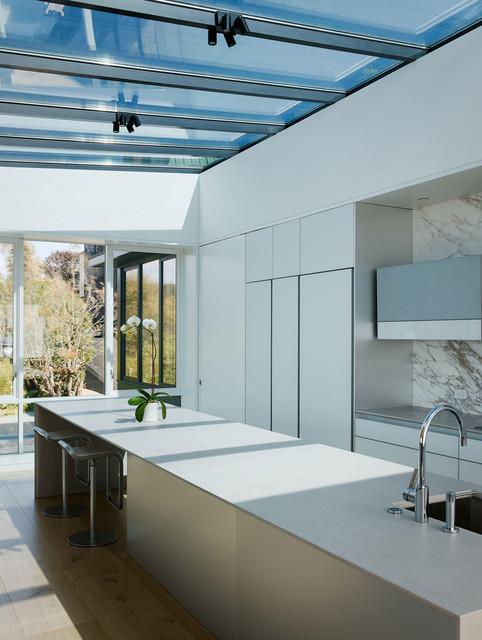 spruce contemporary kitchen san francisco by john. Black Bedroom Furniture Sets. Home Design Ideas