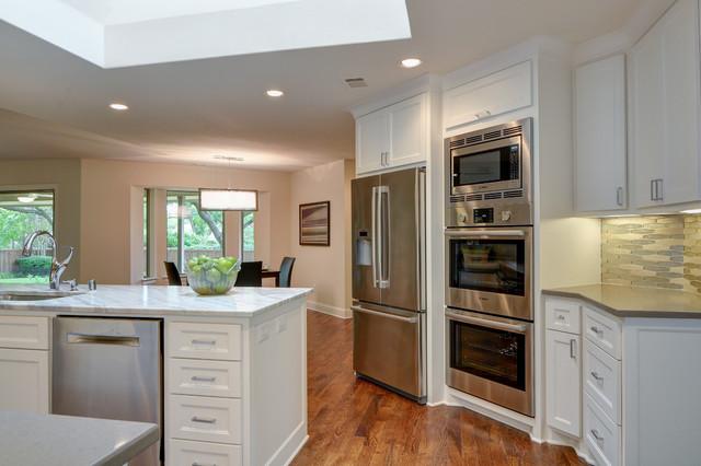 Sprucewood Dallas Tx Modern Kitchen Dallas By