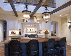 Spur Road - Edina, MN traditional-kitchen