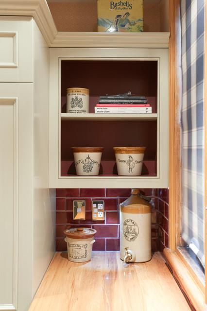 Design Studio traditional-kitchen