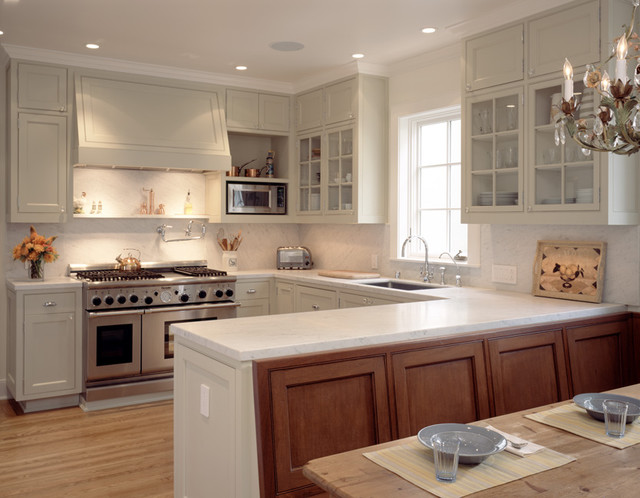St. Francis Woods Residence traditional-kitchen