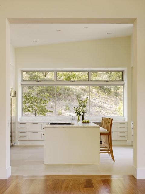 St Helena Residence transitional-kitchen