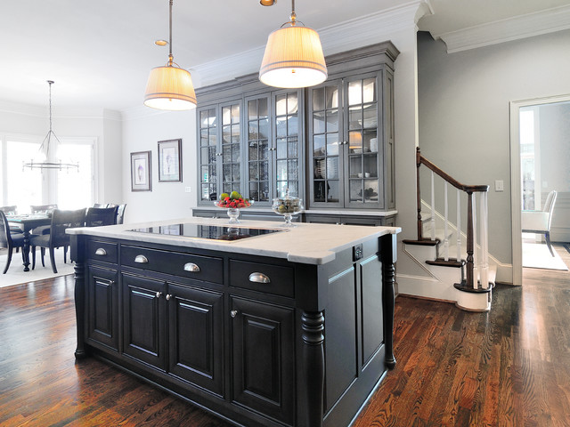 St Ives 2 Traditional Kitchen Atlanta By Haile