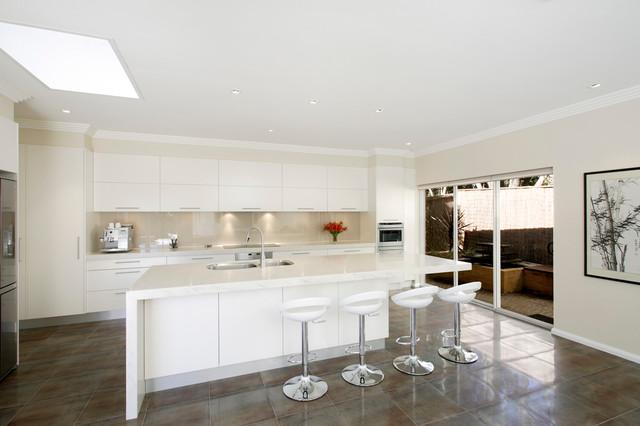 St Ives Kitchen Contemporary Kitchen Sydney By Art Of Kitchens Pty Ltd