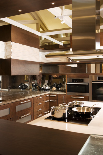 st. jacob's showroom project contemporary-kitchen