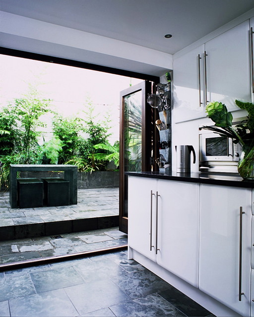 St Jamess Ave Contemporary Kitchen London By
