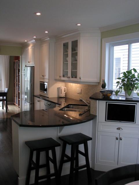St. Jean Kitchen Reno transitional-kitchen