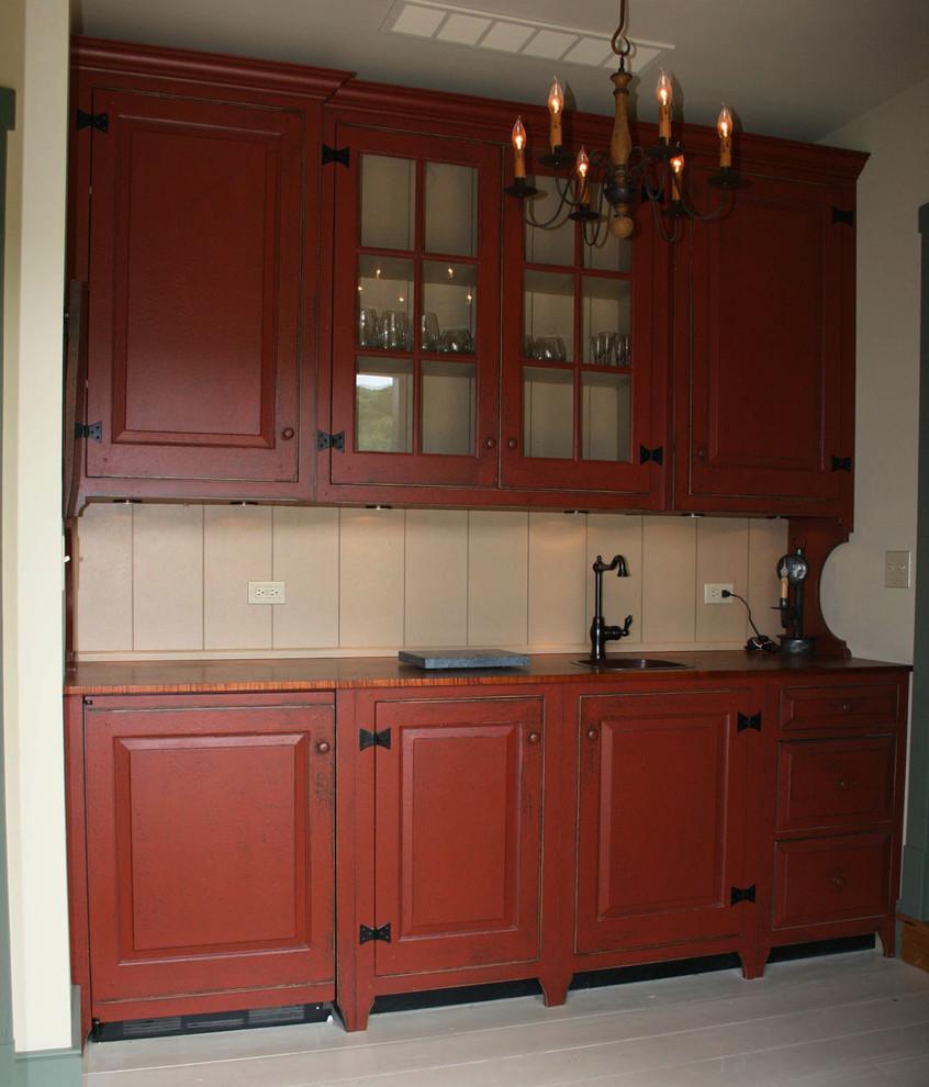 St. Louis 10 primitive Log Cabin Kitchen Bar Bathroom ...