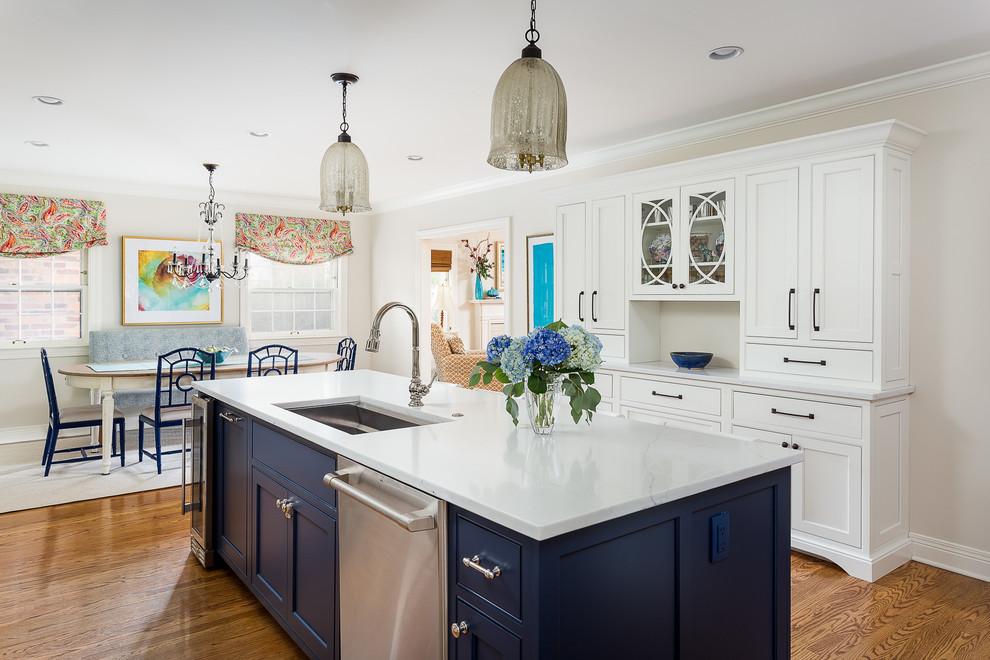 St Matthews Kitchen Expansion Beach Style Kitchen Louisville By Jh Designs Llc