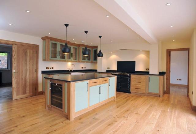 St Mawes, Cornwall modern-kitchen