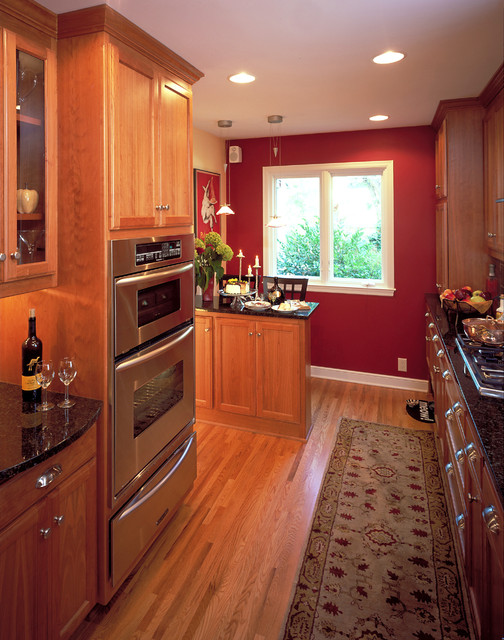 St Paul Kitchen Remodel Traditional Kitchen Minneapolis By Heritage Builders Inc