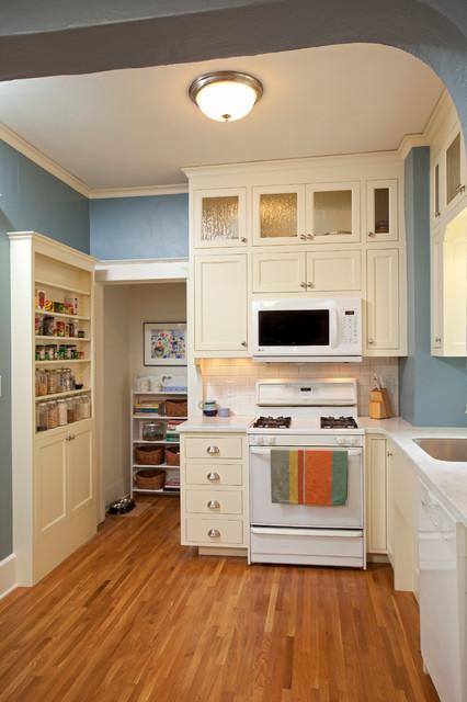 St. Paul Reproduction Kitchen craftsman-kitchen