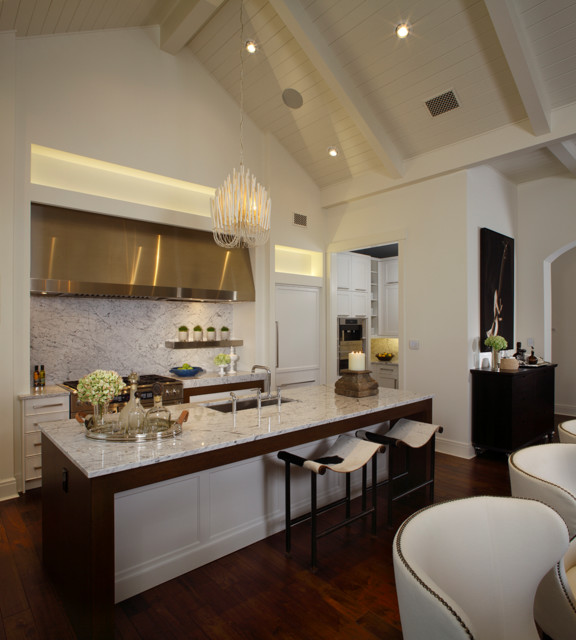 St Petersburg - Transitional - Kitchen - Miami - by Busby ...