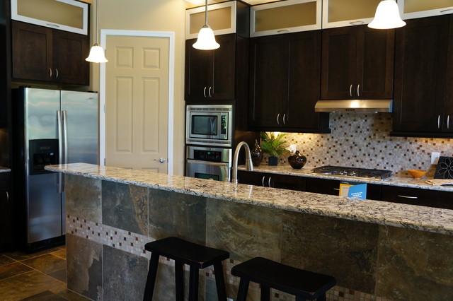 Http Houzz Com Photos 36323976 St Royal Model Contemporary Kitchen Orlando