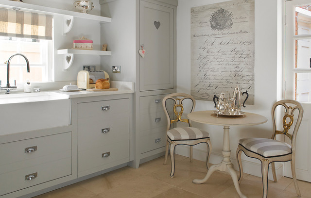 stable cottage shabby chic style k che wiltshire von jess weeks interiors. Black Bedroom Furniture Sets. Home Design Ideas