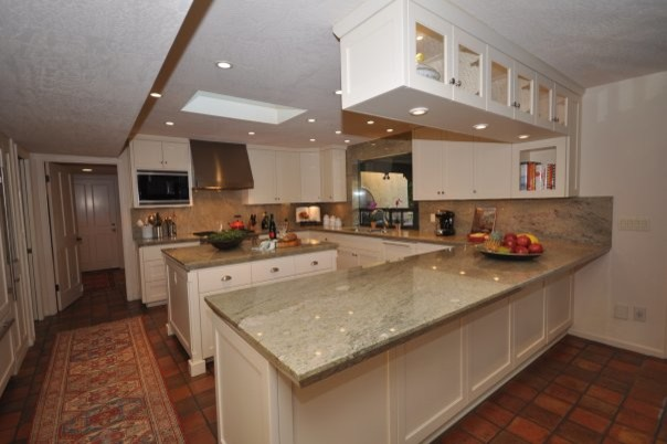Stagecoach Pass Kitchen Remodel traditional-kitchen