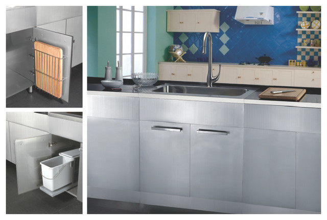 metal kitchen sink base cabinet stainless steel sink base cabinets kitchen san 23264