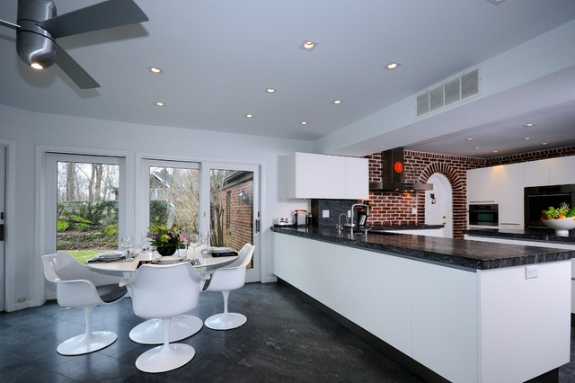 Stamford Modern Kitchen New York By Today 39 S Kitchens