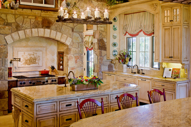 Stand Alone Kitchen Designs : Stand alone home traditional kitchen austin by