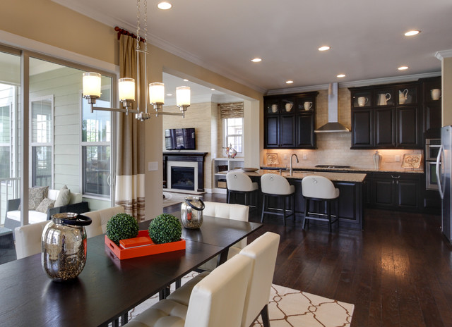 Standard Pacific Homes Huntley Model Traditional